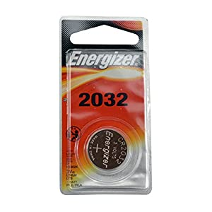 Energizer 11163×6 Coin Lithium 2032 Battery (Pack of 6)