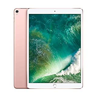 Apple iPad Pro (10.5-inch, Wi-Fi + Cellular, 64GB) - Rose Gold (Previous Model)