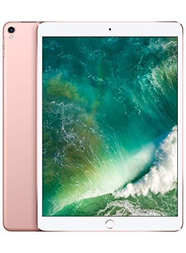 Apple iPad Pro (10.5-inch, Wi-Fi + Cellular, 64GB) - Rose Gold (Previous Model) (Apple Store Ipod Speakers)