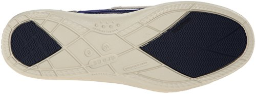 Crocs W Stucco Nautical Shoe Navy Boat Walu Bootsschuh rqRwO8r