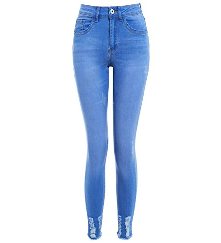 Femme Jeans SS7 Jeans Jeans Bleu SS7 Femme OIanwTq7