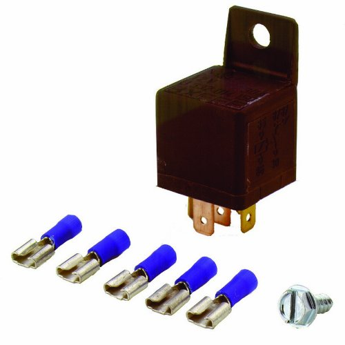 Perma-Cool 19002 30 amp Electric Fan Relay Switch