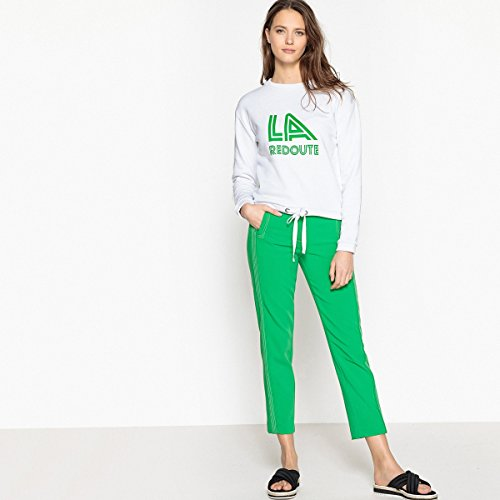 Pantaloni Pinocchietto Slim A Redoute La Verde Donna Collections Twill In W6ytRync
