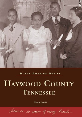 Haywood  County  Tennessee   (TN)   (Black ()