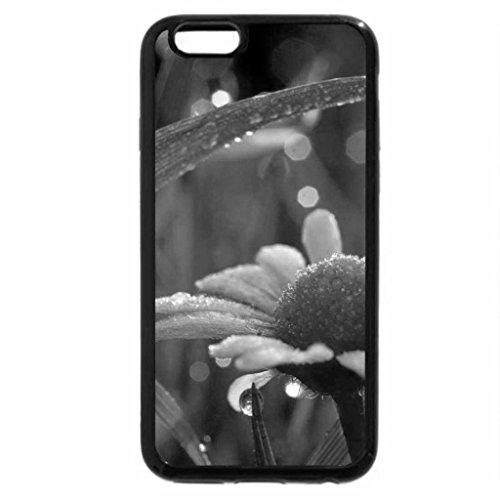 iPhone 6S Plus Case, iPhone 6 Plus Case (Black & White) - Wet camomile