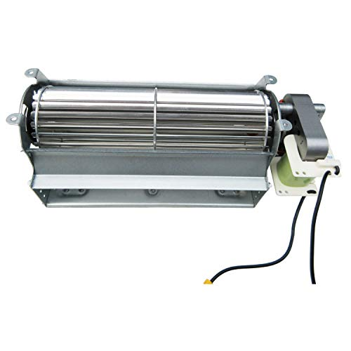 Direct store Parts Kit DN102 Replacement Fireplace Fan Blower with Twin Star electric fireplace ,Wood / Gas Burning Stove ()