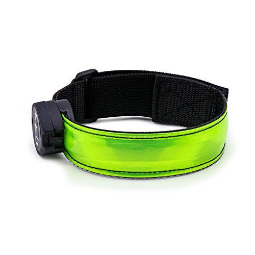 Ameyes Led Armband Light USB Rechargeable Cycli...