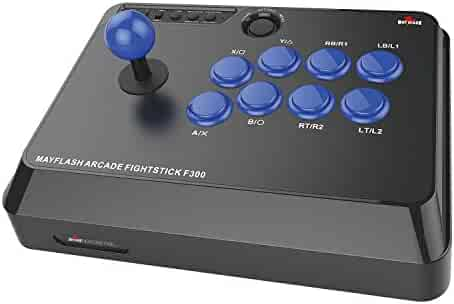 Mayflash F300 Arcade Fight Stick Joystick for PS4 PS3 XBOX ONE XBOX 360 PC Switch NeoGeo mini