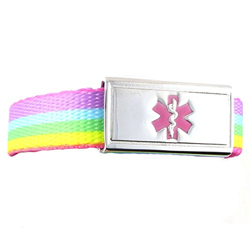 Medical Alert Bracelet for Kids Available | Free Engraving | Children's Medical ID Bracelet -...