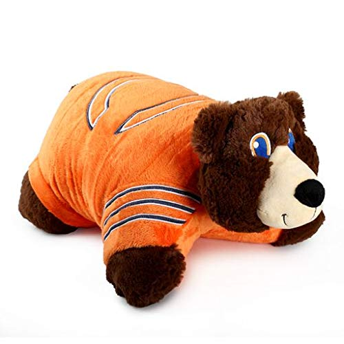 Fabrique Innovations NFL Pillow Pet , Chicago Bears,