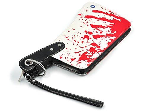 CoolChange bolso sangriento en de cuchillo de forma carnicero vvwzxqr