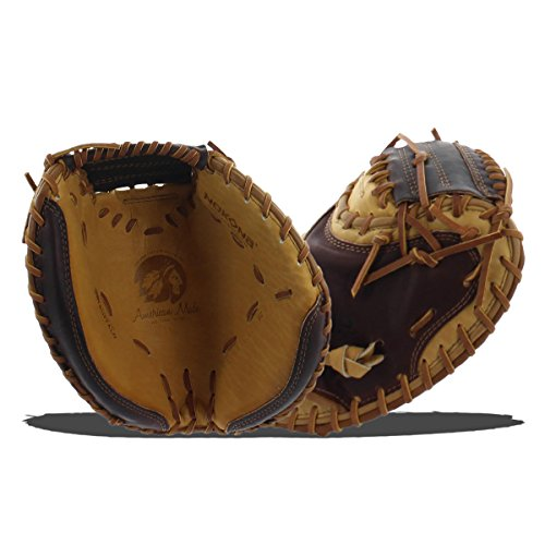Nokona Buffalo - Nokona Select Plus Series Catchers Mitt Glove: S-2 Left Hand Thrower