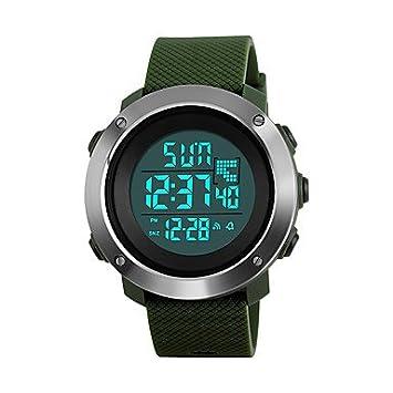 XKC-watches Relojes de Mujer, SKMEI Mujer Reloj Deportivo Reloj Militar Reloj de Moda