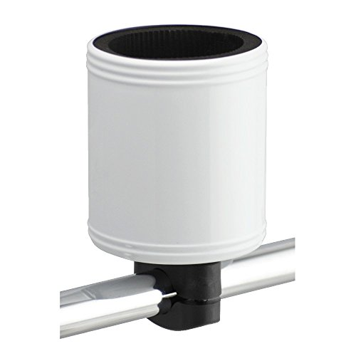 Kroozie Kroozercups Bicycle Cup Holder 2.0 in White