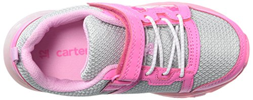 Pictures of Carter's Kids Purity Girl's Light-Up Sneaker 8 M US 2