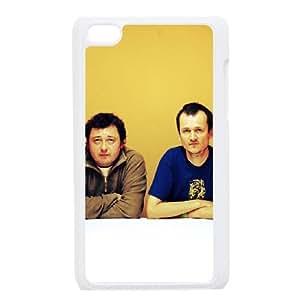Attwenger funda iPod Touch 4 caja funda del teléfono celular blanco cubierta de la caja funda EEECBCAAJ00508
