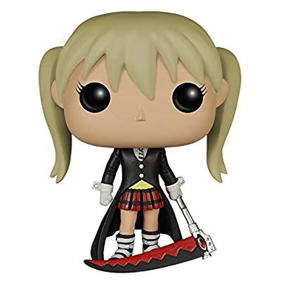 Funko POP Anime: Soul Eater Maka Action Figure: Funko Pop! Animation:: Toys & Games