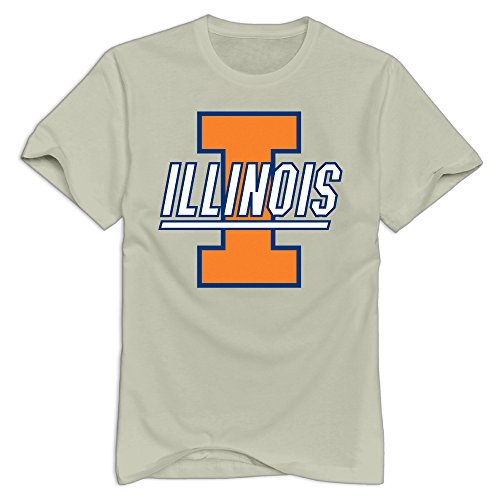 UIUC Logo Men's Cool T-Shirt ()