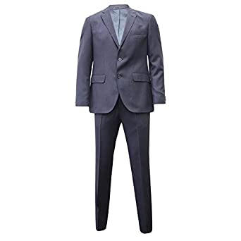 58507ae3 HUGO BOSS MENS NAVY JEWELS LINUS SUIT SIZE 38: Amazon.co.uk: Clothing