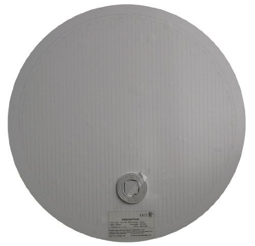 radimo-md25-mirror-defogger-pad-round-diameter-25-inch-120-volt-by-radimo