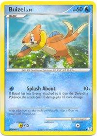 (Pokemon - Buizel - Diamond & Pearl - 72 [Toy])