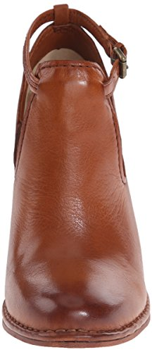 Frye Botas de Margaret Shootie para las mujeres Whiskey Soft Vintage Leather-73842