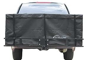 "STELLAR 10119 Waterproof XL Cargo Bag for Hitch Baskets - 59"" x 24"" x 24"" (20 Cu Ft)"