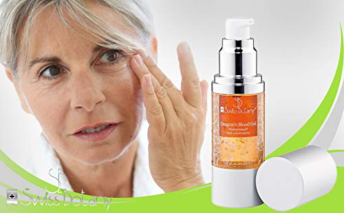 Dragons Blood 3 in 1 Eye Wrinkle Treatment - Nature's Filler Alternative, Instantly Tighten & Sculpture Facial contours - eye wrinkle serum - Peptide Complex Serum