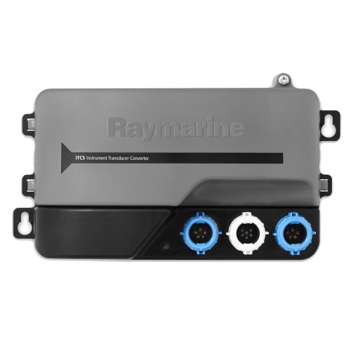 - Raymarine ITC-5 Instrument Transducer Converter
