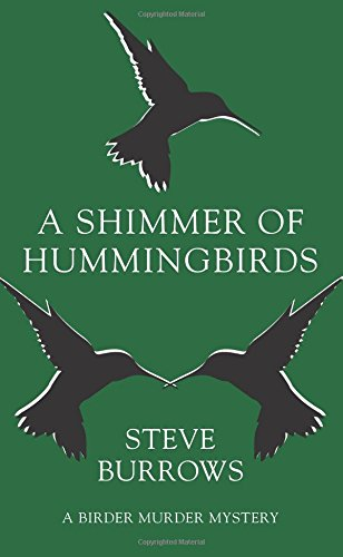 book cover of A Shimmer of Hummingbirds