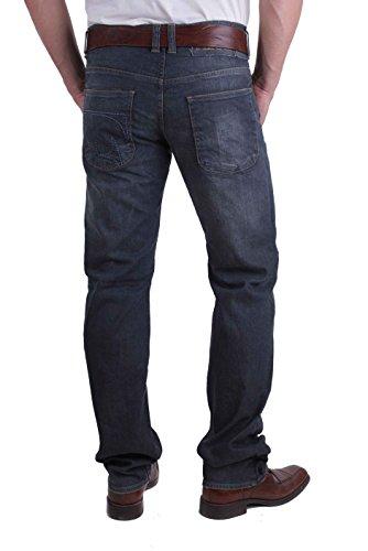 Ferre Milano Herren Jeans Hose Blau W28 - W33 #1