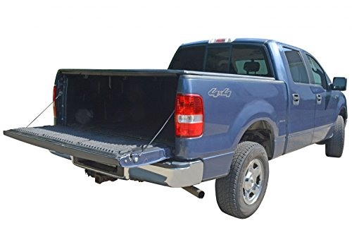 (Tonneau Cover Lock & Roll for Tundra Double Cab Pickup Truck 6.2ft Short Bed )
