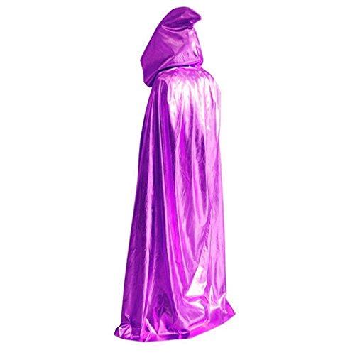 Halloween Christmas Magic Devil Long Vampire Hooded Cloak Fancy Dress Costume Cape 59