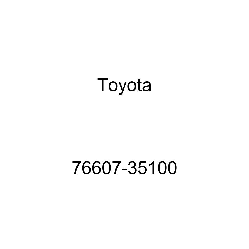 TOYOTA 76607-35100 Mudguard