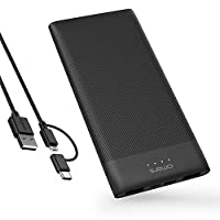 Deals on Omars Battery Pack Power Bank 10000mAh USB C Battery Bank