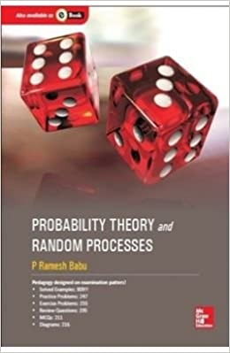 1 p ramesh babu probability theory and random processes