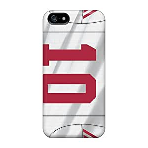 New York Giants Skin Cases Covers Compatible With Iphone 5/5s