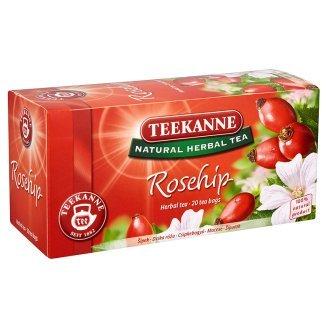 Teekanne Rose (Teekanne Rosehip Tea 20 Bags)