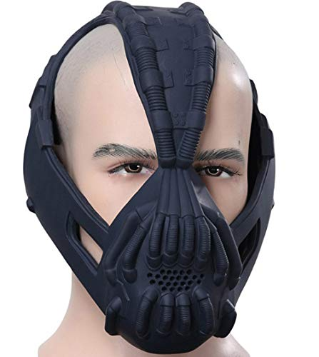 Bane Mask Prop- No Painting Version, DIY Xcoser]()