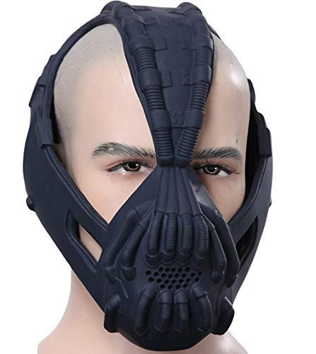 Bane Mask Prop- No Painting Version, DIY -