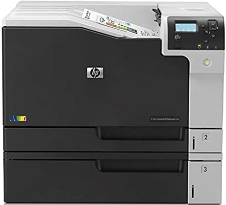 HP Laserjet Color Enterprise M 750 DN - Impresora Láser: Hp ...