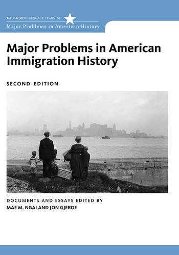 Major Prob.In Amer.Immigration History