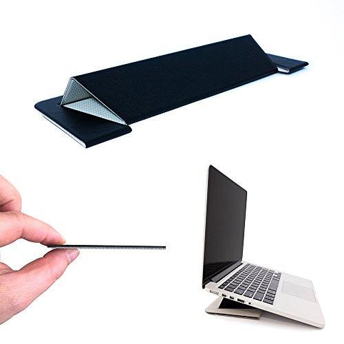 SenseAGE Universal Ultra Lite Flat Stand for Laptop, Lapt...