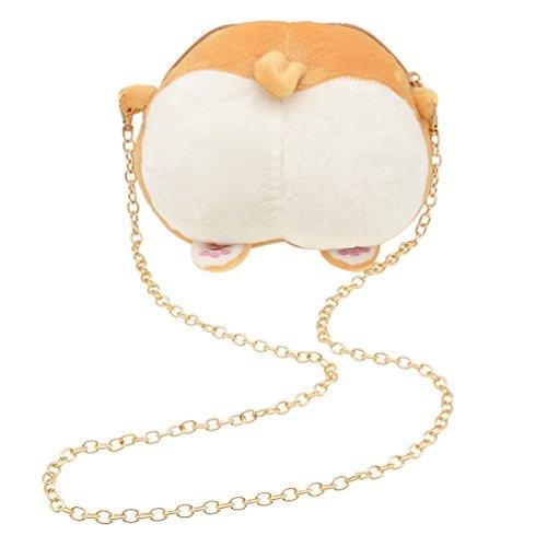 Ynuth Donne Ass Bag Corgi Teddy Progettare Messenger gwZq75