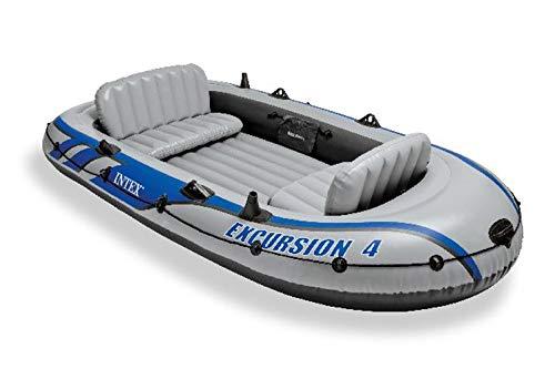 Intex Excursion 4 Boat Set - Old Model