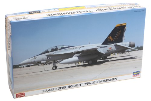 Hasegawa 2010 1/72 F/a-18f Super Hornet Vfa-32 Swords, used for sale  Delivered anywhere in USA