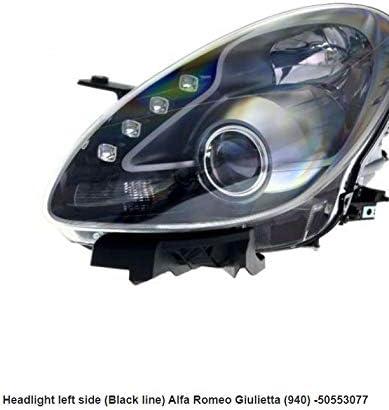 ALFA ROMEO - Proyector AVG Alfa Giulietta 940 50553077: Amazon.es ...