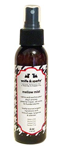 Mist 4 Ounce Bottle - 6