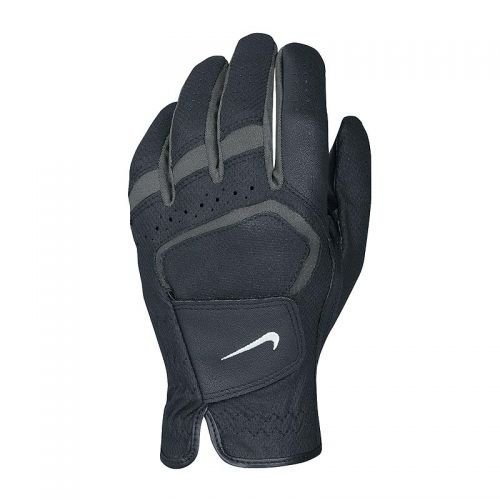 Nike Men's Dura Feel VII Regular Black Golf Glove