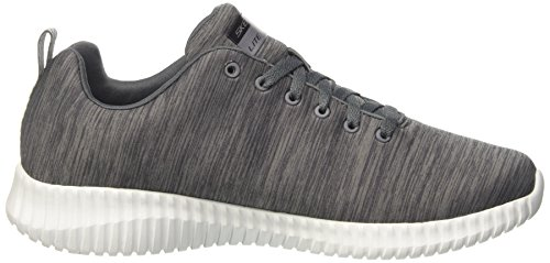Grigio Sneaker Skechers Uomo Flex Attard Elite Charcoal Zqfw6qXSvx